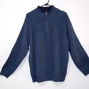Mens blue Dockers sweater. XL